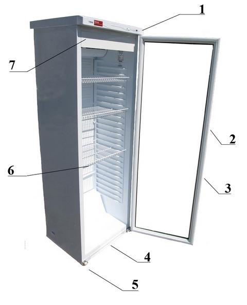 Холодильный шкаф ТОН-530