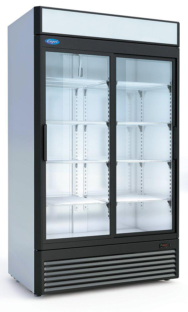 Холодильный шкаф со стеклом