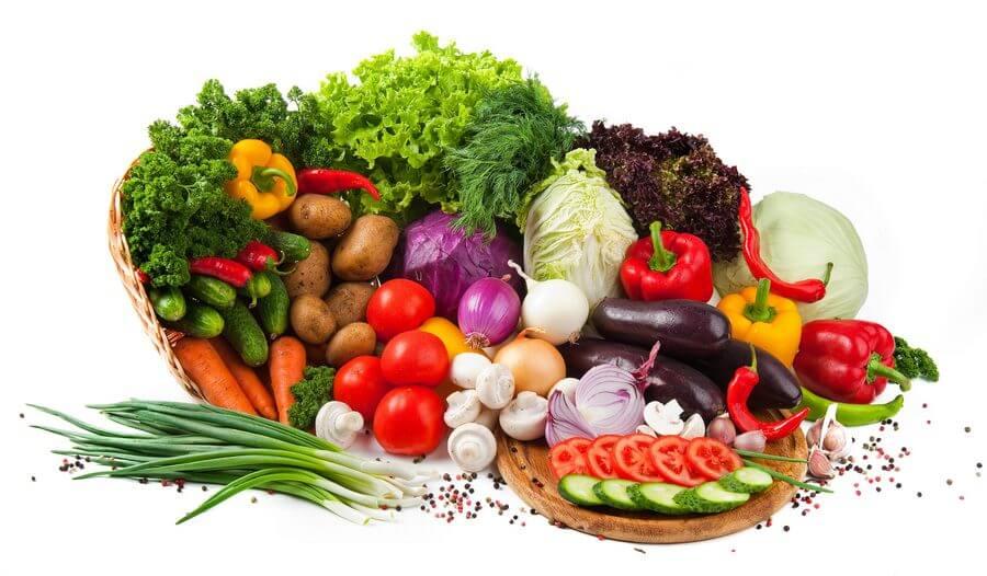 Холодильные витрины для овощей и фруктов