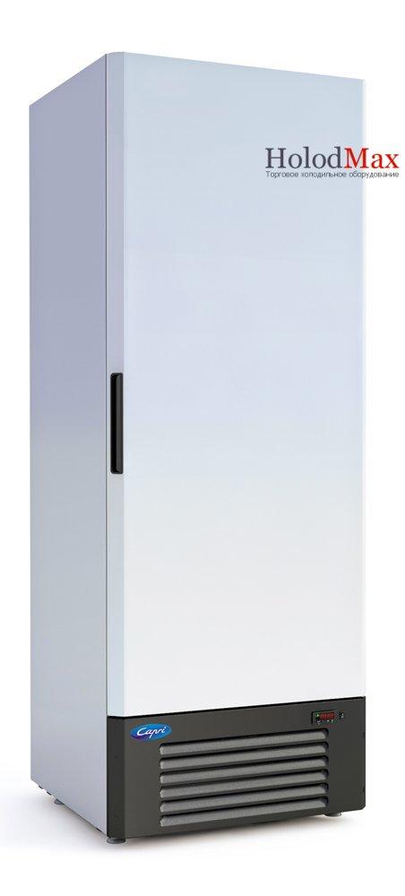 Холодильный шкаф для хранения рыбы